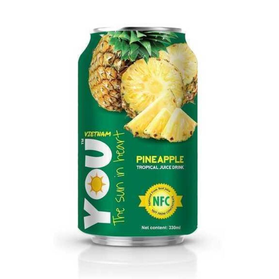 Лимонад ананас