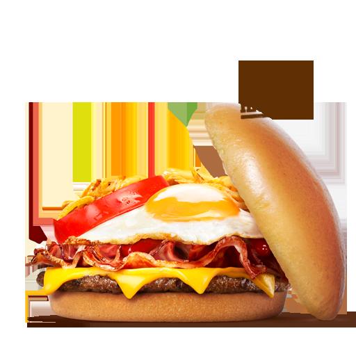 Яйцебургер